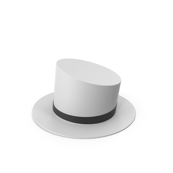 Thumbnail for White Top Hat