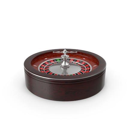 Roulette Wheel Silver