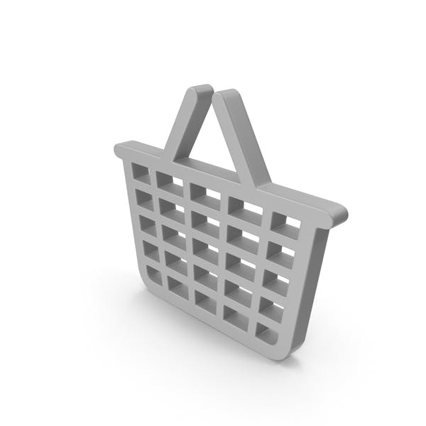 Thumbnail for Hand Basket Icon
