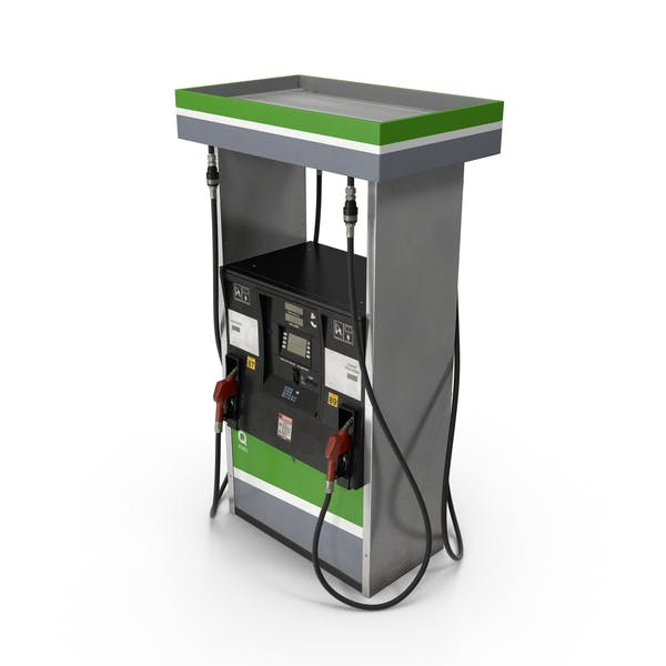 Cover Image for Gas Pump
