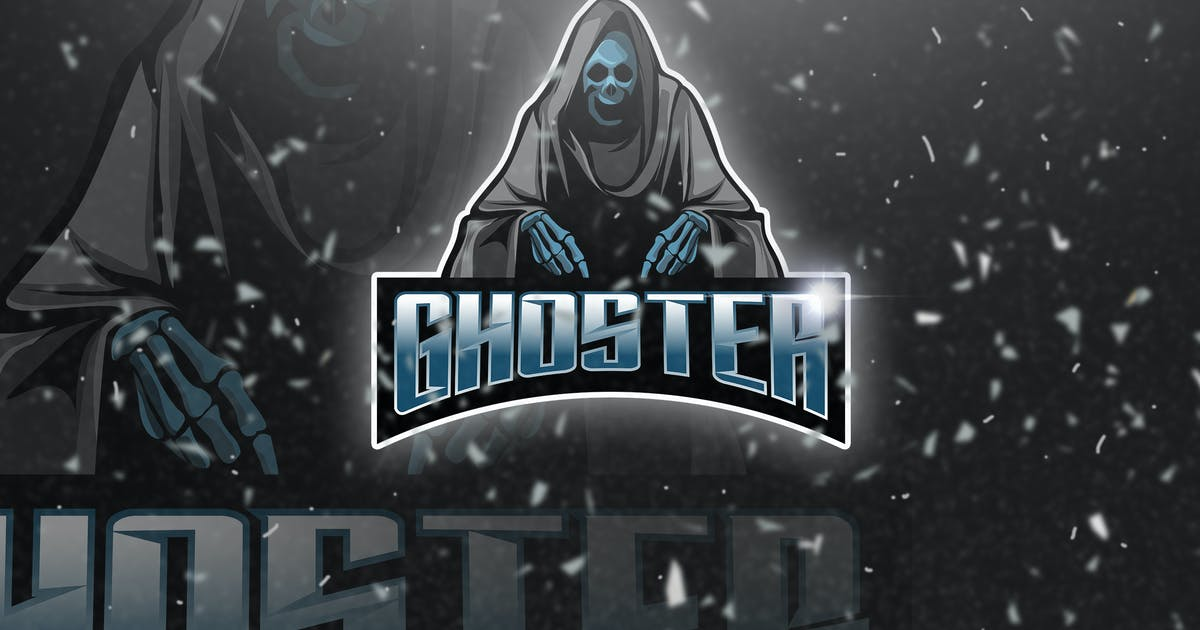Download Ghoster - Mascot & Esport Logo by aqrstudio