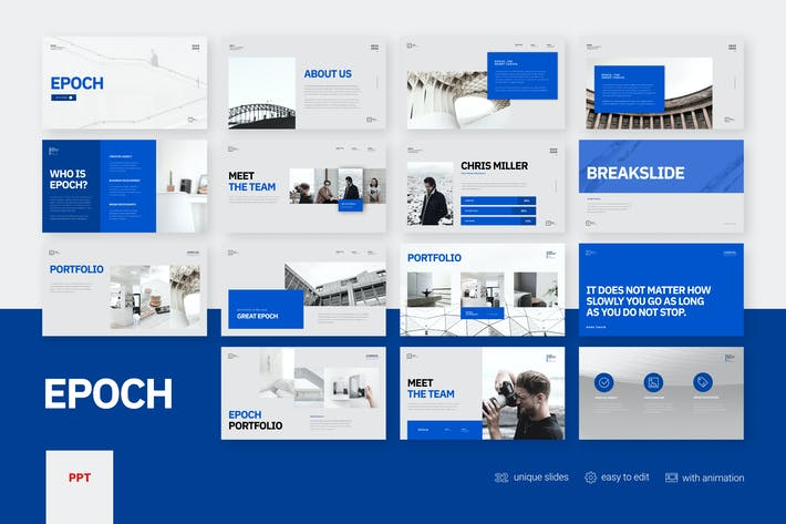 Thumbnail for Epoch - Powerpoint Presentation