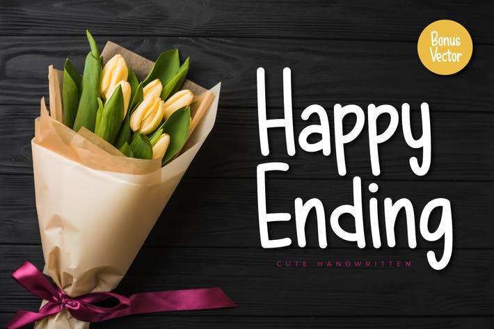 Thumbnail for Happy Ending + Icones