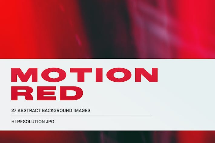 Thumbnail for Motion Red
