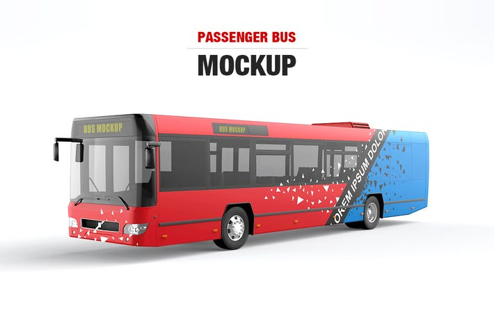 Bus-Mock-up