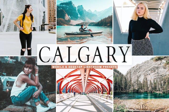 Thumbnail for Calgary Mobile & Desktop Lightroom Presets