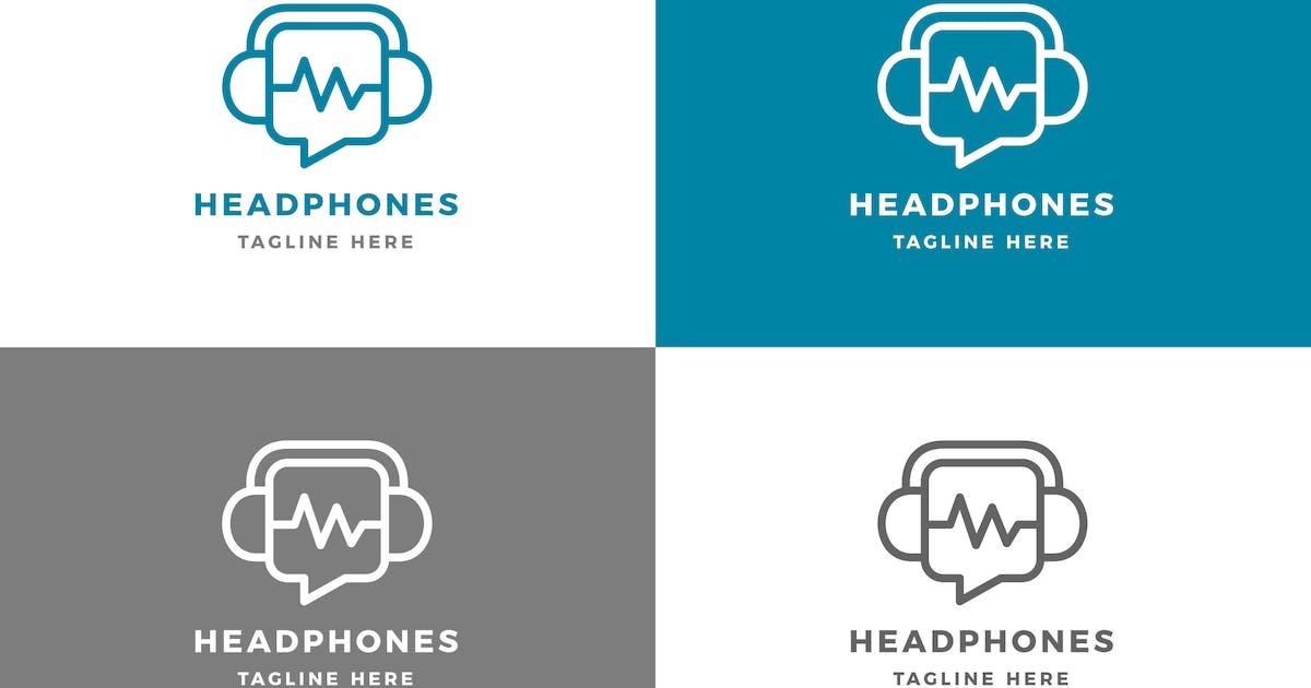 Download Headphone - Logo Template by deemakdaksinas