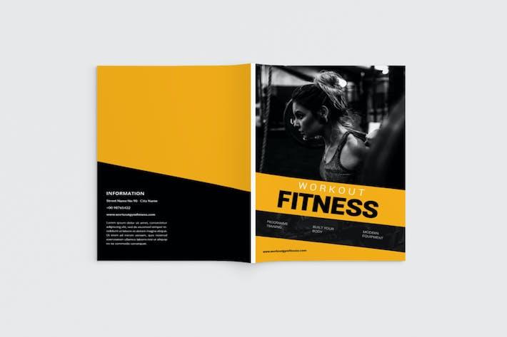 Thumbnail for Fitnes Brochure