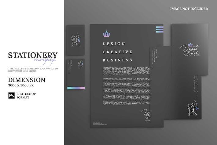 Stationery / Branding - Mockup