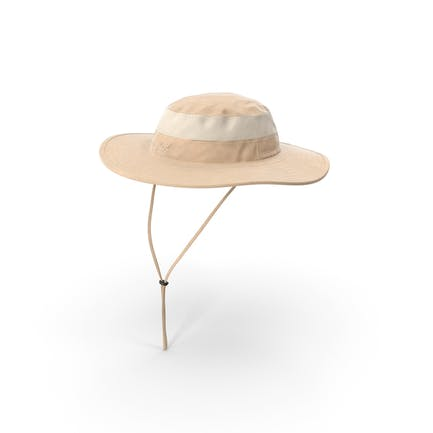 Khaki Outdoor Fishing Hat