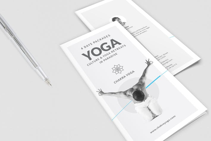 Thumbnail for Yoga Packages Brochure