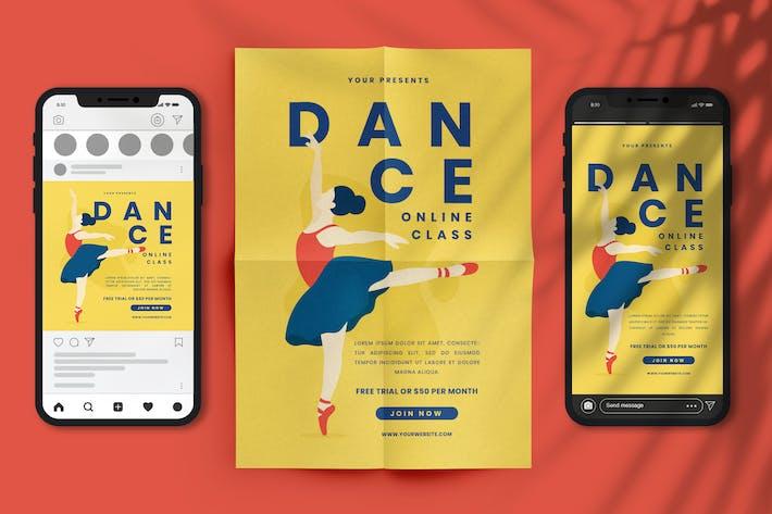 Thumbnail for Dance Online Class