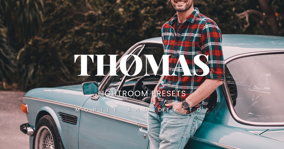 Download Thomas Lightroom Presets Dekstop and Mobile by Artsyno