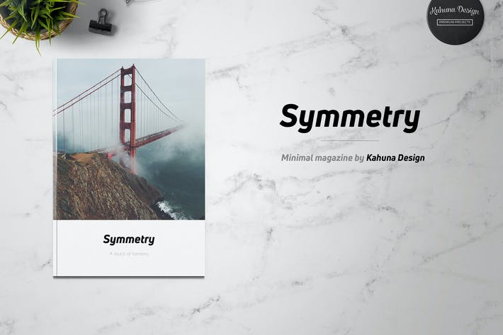 Thumbnail for Symmetry Minimal Magazine