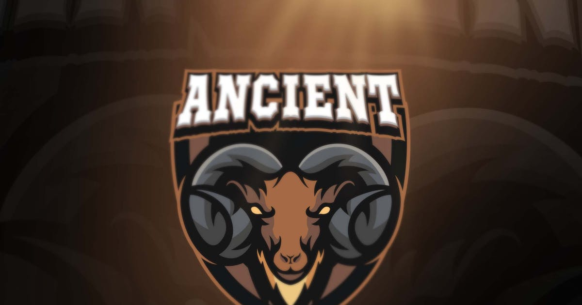 Download Ancient Sport and Esports Logos by ovozdigital