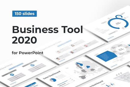 Business Tool 2020 for PowerPoint