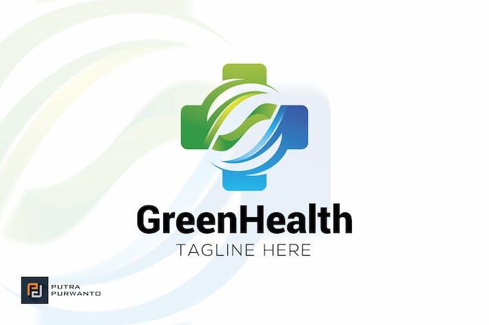Thumbnail for Green Health - Logo Template