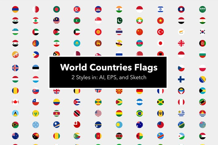Thumbnail for World Flags