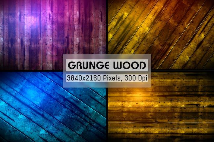 Thumbnail for Grunge Wood
