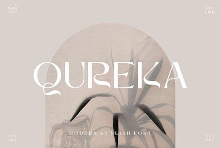 Qureka | Estilo moderno