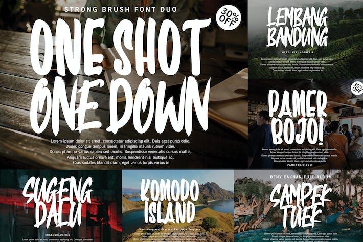 Thumbnail for UNA SHOT