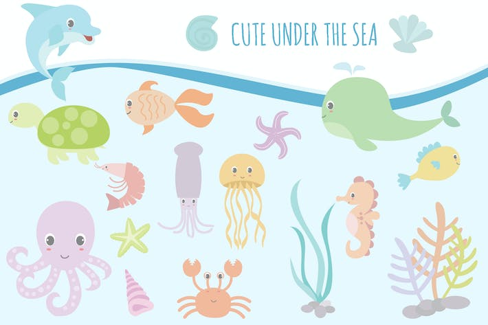 Thumbnail for Cute Aquatic Animal