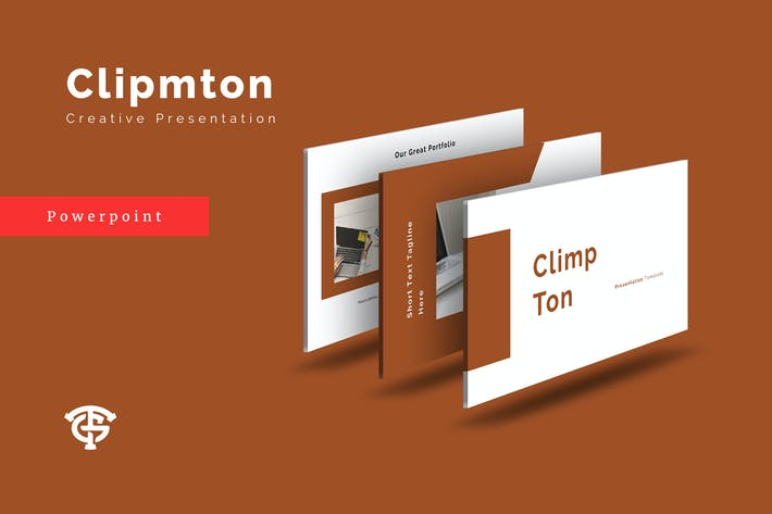 Cover Image For Climpton Creative - Powerpoint