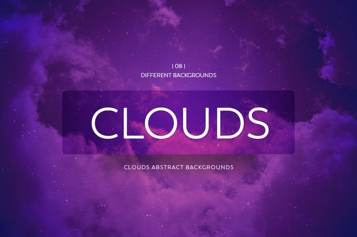 Thumbnail for Clouds Abstract Backgrounds