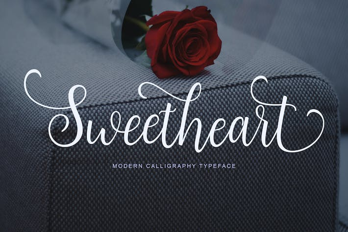 Thumbnail for Sweetheart Script