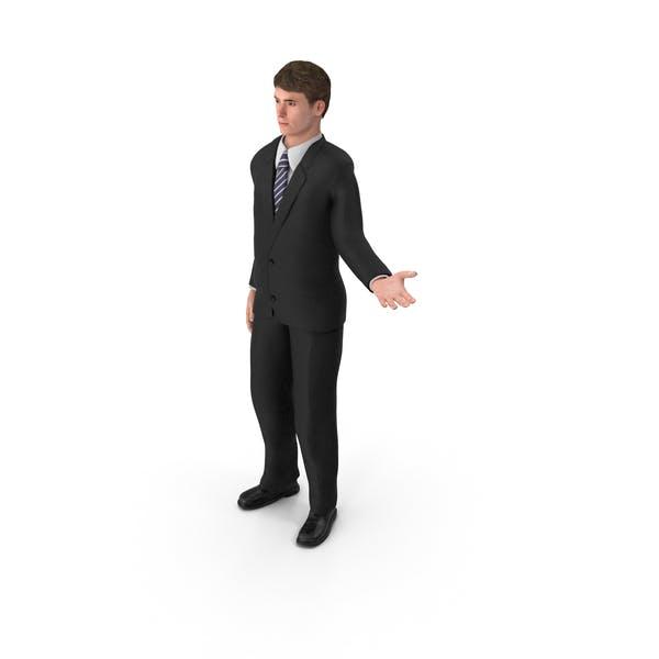Thumbnail for Businessman John Showcasing