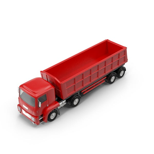 Cover Image for Cartoon Truck