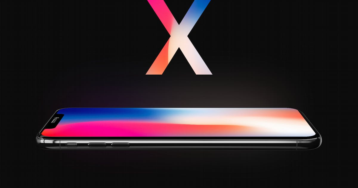 Download iPhone X - 4K Mockups by Stockware