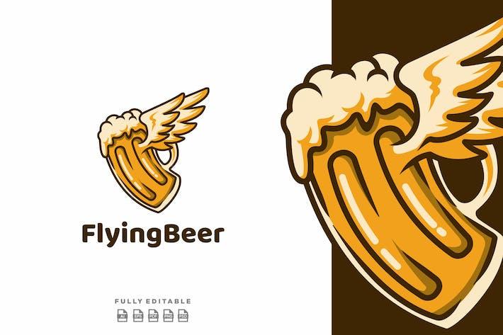 Thumbnail for Flying Beer Logo