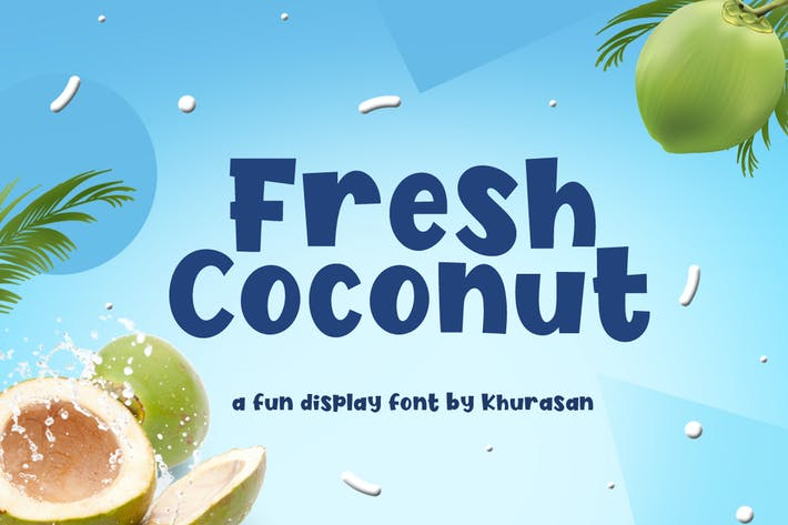 Thumbnail for Fresh Coconut
