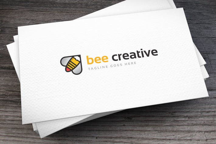 Thumbnail for Bee Creative Logovorlage