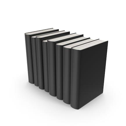 Schwarze Bücher