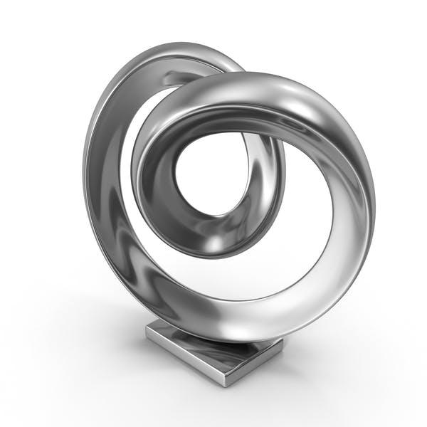 Abstract Figure Steel