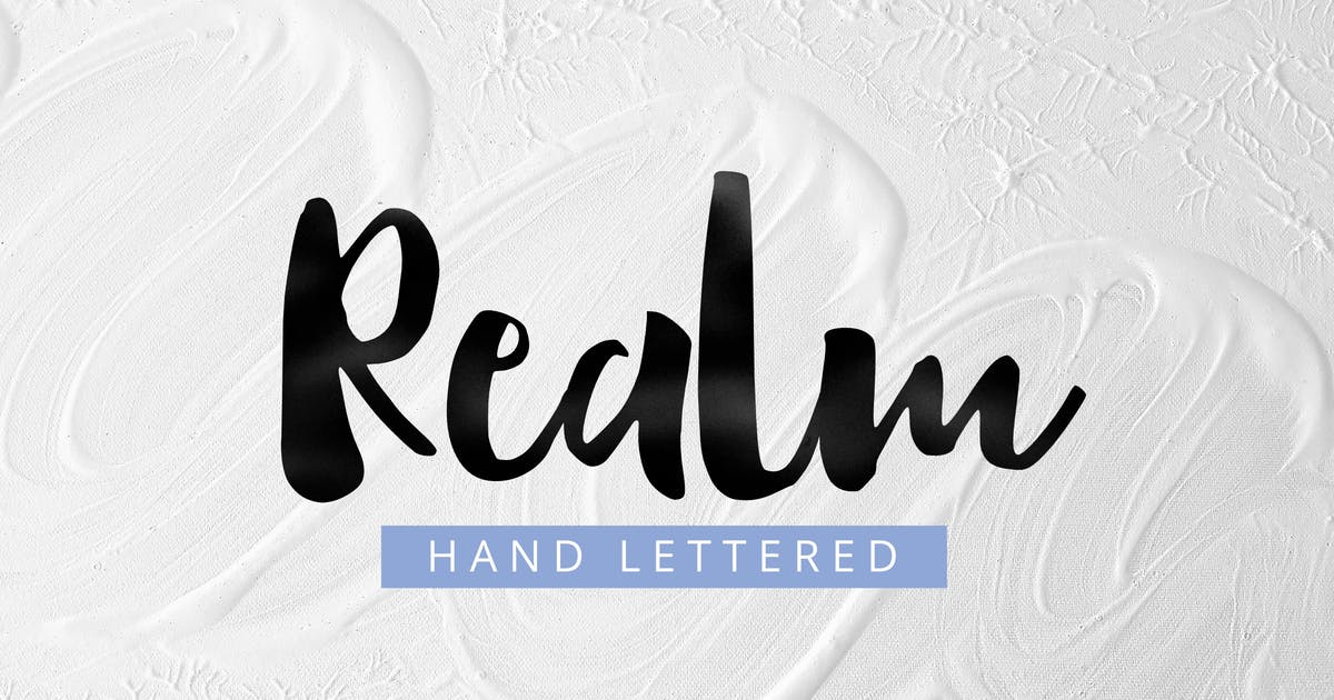 Download Realm Font by yandidesigns