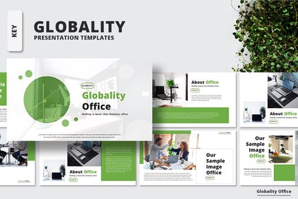 Globality Office - Keynote Vorlage
