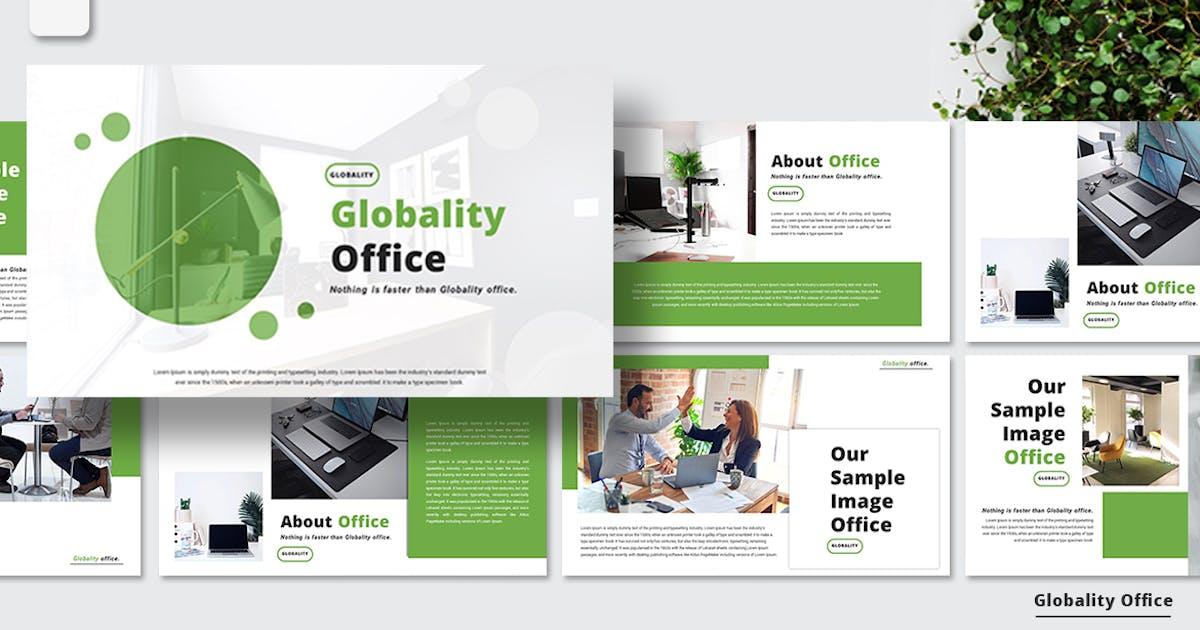 Download Globality Office - Keynote Template by alonkelakon