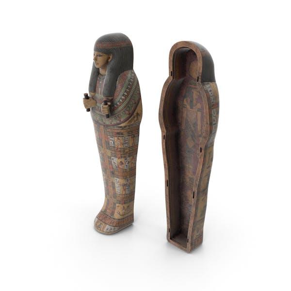Der altägyptische Sarkophag