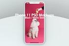 iPhone 11 PSD Mock-ups