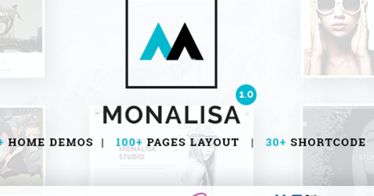 Download Monalisa - Business HTML Template by nouthemes