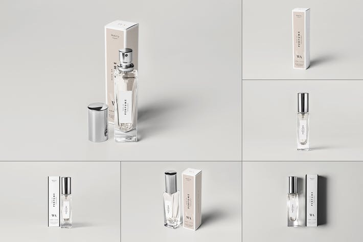 Thumbnail for Perfume Mock-up 2