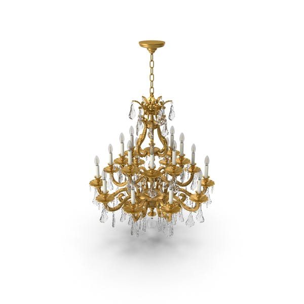 Thumbnail for Baroque Chandelier