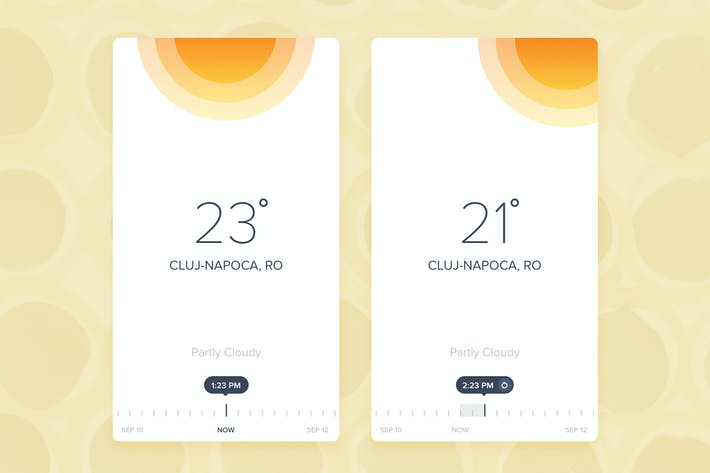 Thumbnail for Weather App Kit