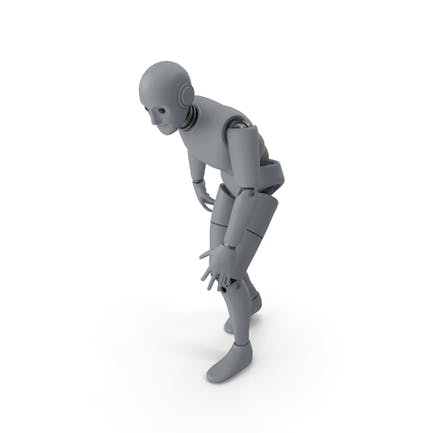 Friendly Robot Crippled