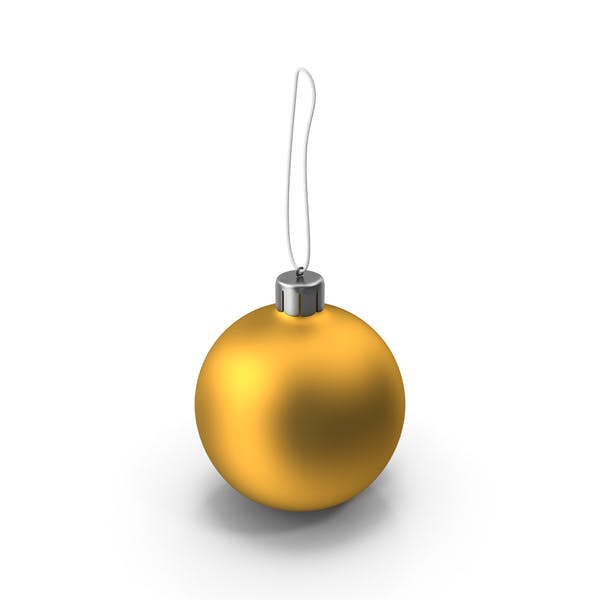 Thumbnail for Round Christmas Ornament