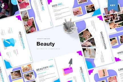 Beauty | Keynote Template