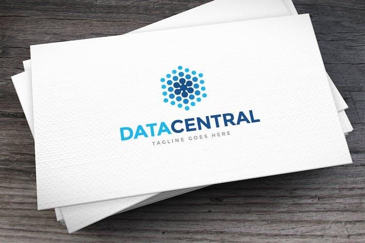 Thumbnail for Data Central Logo Template